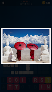 157 Photo Crosswords
