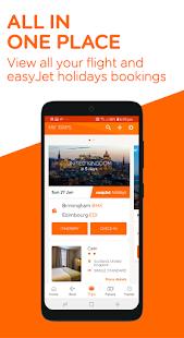 easyJet: Travel App - Book & Manage Flights 2.58.1-rc.2 Screenshots 2