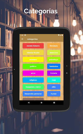 Leer Libros - Gratis E-Libro en Espau00f1ol 1.2.4 Screenshots 5