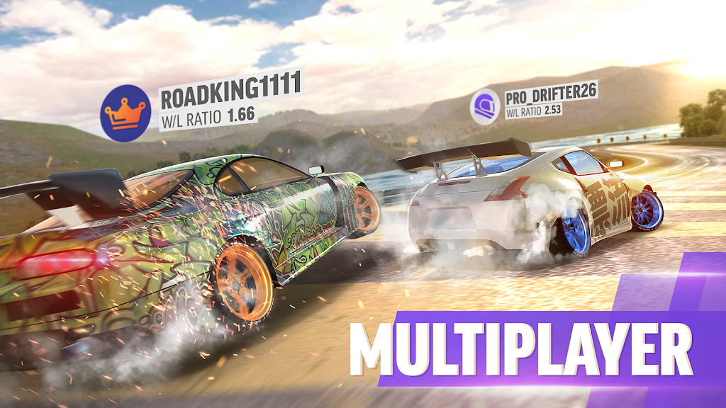 Drift Max Pro - Car Drifting Game with Racing Cars  poster 2