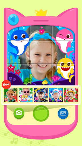 Pinkfong Baby Shark Phone 26.01 Screenshots 4