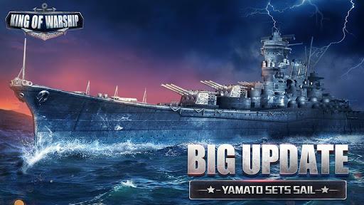 King of Warship: 10v10 Naval Battle screenshots 1