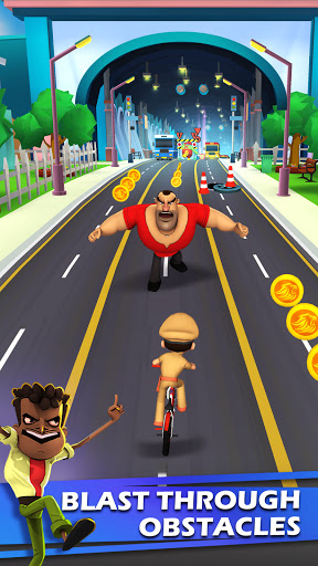Little Singham Cycle Race 1.1.173 screenshots 2