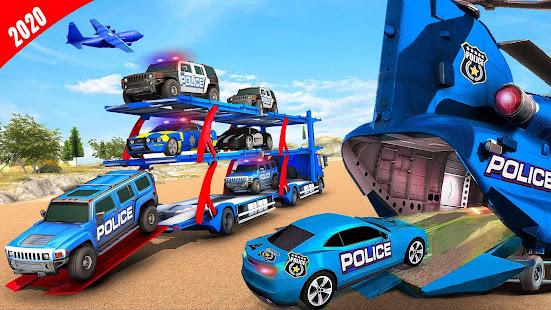 Grand Police Prado Car Transport 3.6 Screenshots 3