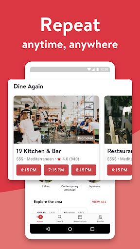 OpenTable: Restaurants Near Me 14.11.0.3617 Screenshots 4
