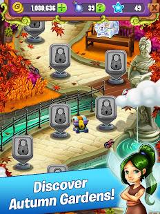 Mahjong Garden Four Seasons - Free Tile Game