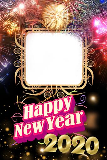 Happy New Year 2021 Photo Frames 1.0 Screenshots 12