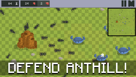 Ant Colony – Simulator Mod Apk 1.4.5_1 (A Lot of Food) 3