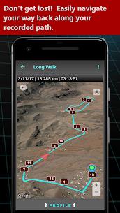 Walking Odometer Pro: GPS Fitness Pedometer (PREMIUM) 1.45 Apk 4
