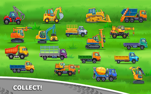Image For Truck games for kids - build a house, car wash Versi 7.3.4 12
