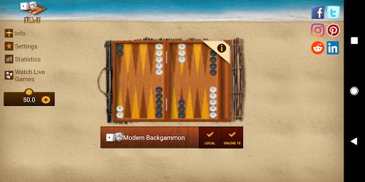 iTavli-All Backgammon games apktreat screenshots 1