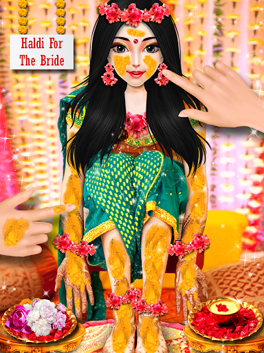 Royal Indian Wedding Rituals and Makeover Part 1 21.0.2 screenshots 3