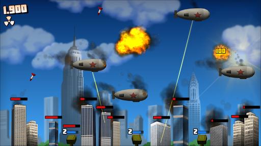 rocket crisis: missile defense screenshot 1