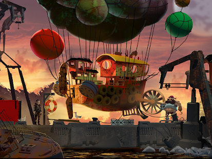 Image For Adventure Reborn: story game point and click Versi 1.38 7