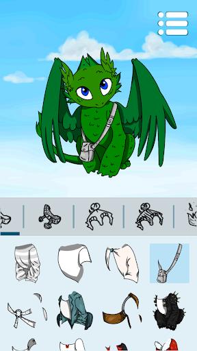 Avatar Maker: Dragons apktram screenshots 1