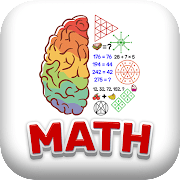 Brain Math: Puzzle Games, Riddles & Math games