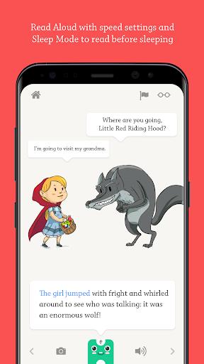 La Caperucita Roja - PleIQ Stories 1.5.1 Screenshots 8