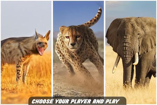 Savanna Simulator: Wild Animal Games  screenshots 9