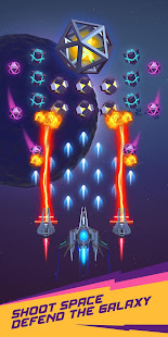 Dust Settle 3D-Infinity Space Shooting Arcade Game 1.59 Screenshots 3