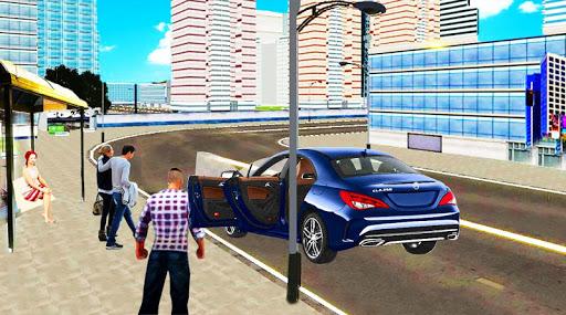 car parking : real car driving school simulator screenshot 3