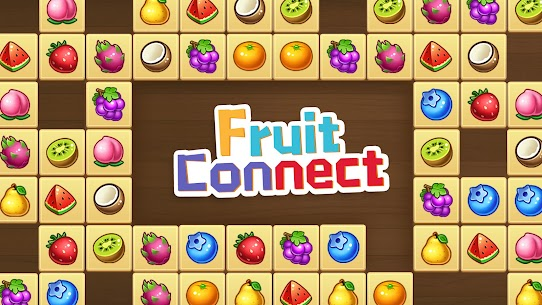 Fruit Connect: Onet Fruits, Tile Link Game 8