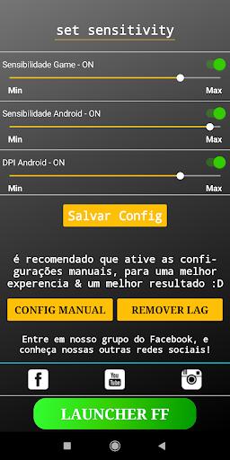 Max Sensitivity & Booster FF - (Remover Lag)  Screenshots 3