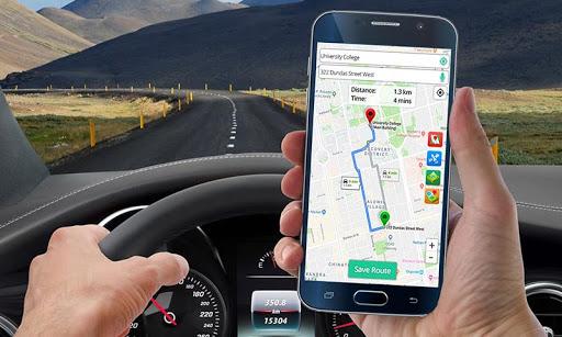 Live Satellite View GPS Map Travel Navigation screenshot 9