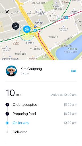 Coupang Eats - Rocket Delivery for Food apktram screenshots 2