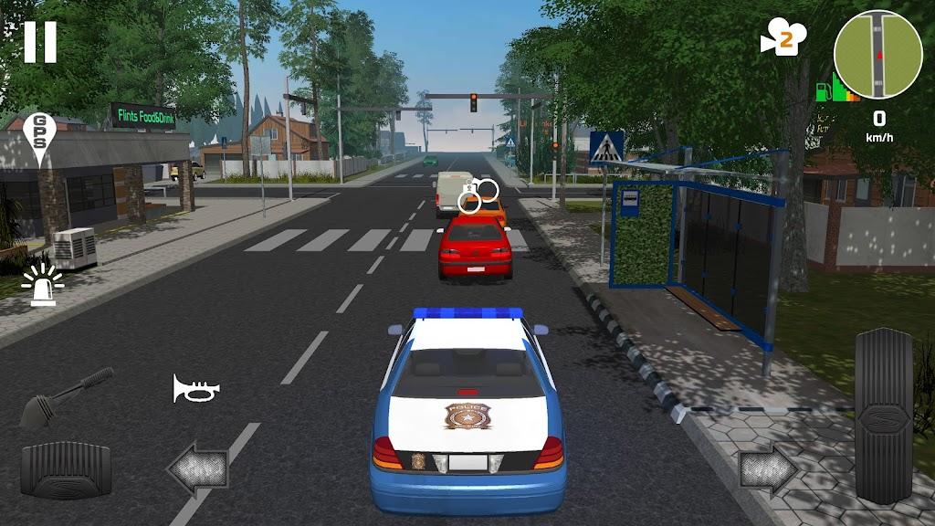 Police Patrol Simulator poster 1