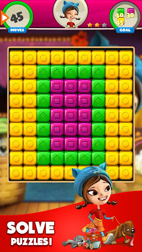 Toy Box Arena Crush- Match Puzzle Game 470 screenshots 2