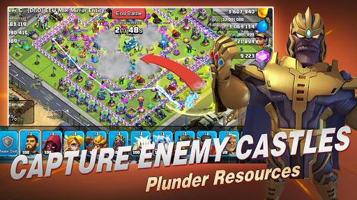 Clash of Avengers: Top Heroes Battle - Defense War 1.0.0 Screenshots 5