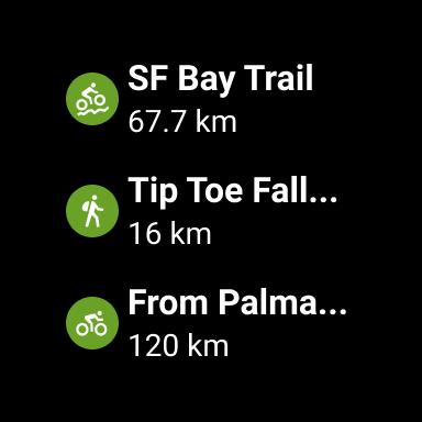 Komoot u2014 Cycling, Hiking & Mountain Biking Maps screenshots 22