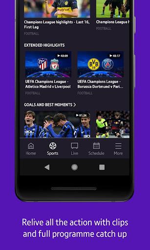 BT Sport  screenshots 4