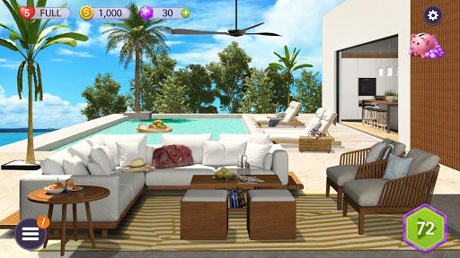 Home Design: Modern Luxury Renovation 1.0.17 screenshots 2