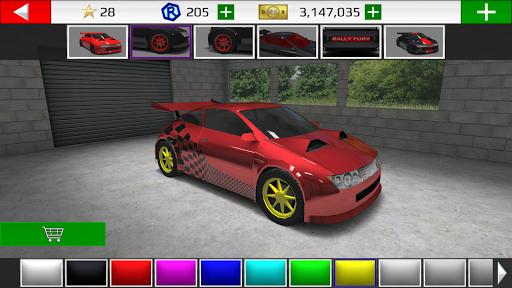Rally Fury - Extreme Racing  screenshots 2