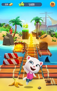 Talking Tom Gold Run Mod Apk (Unlimited Money) Latest Version 2021 2