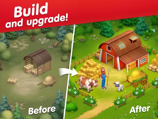 Greenvale: Match Three Puzzles & Farming Game! 1.3.2 screenshots 11