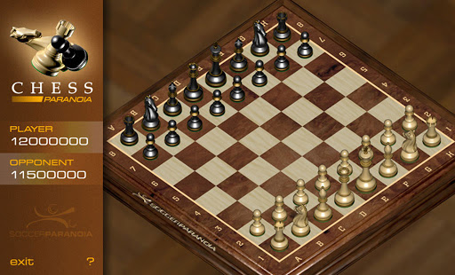 Code Triche Chess Paranoia (Astuce) APK MOD screenshots 2
