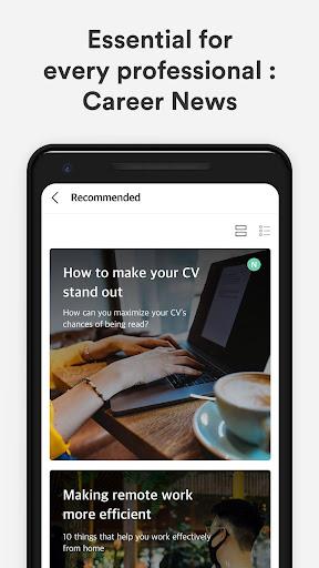 Wanted: Jobs & Career apktram screenshots 5
