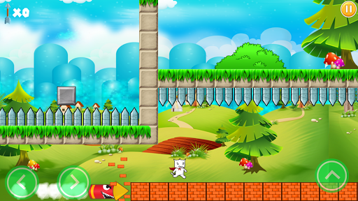 Super Cat World 2 HD - Syobon Action 1.0 screenshots 6
