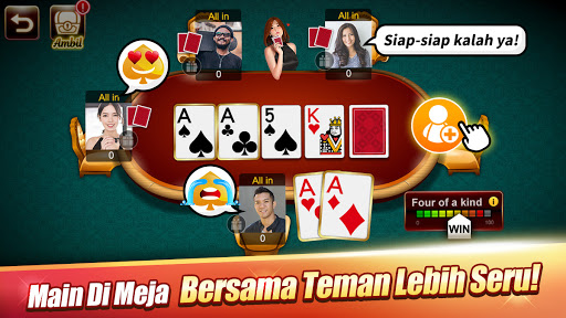 Domino : LUXY Domino & Poker - Gaple QiuQiu Remi 5.2.6.0 screenshots 3