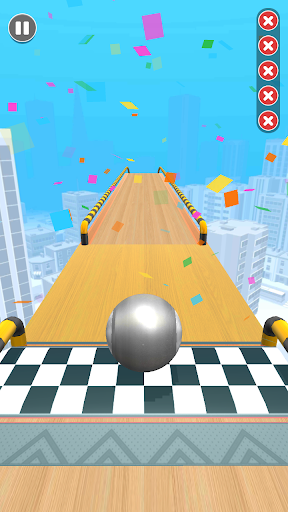 Sky Rolling Ball 3D apkdebit screenshots 7