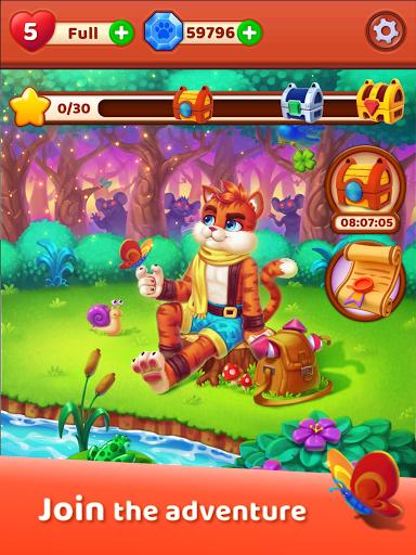 Cat Heroes: Puzzle Adventure 45.5.1 screenshots 17
