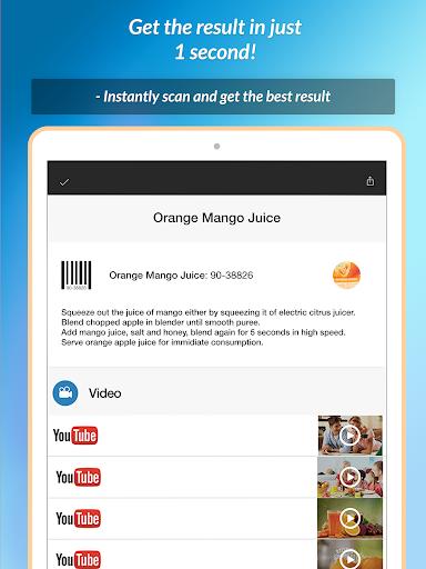 QR Scanner & Barcode reader  Screenshots 6