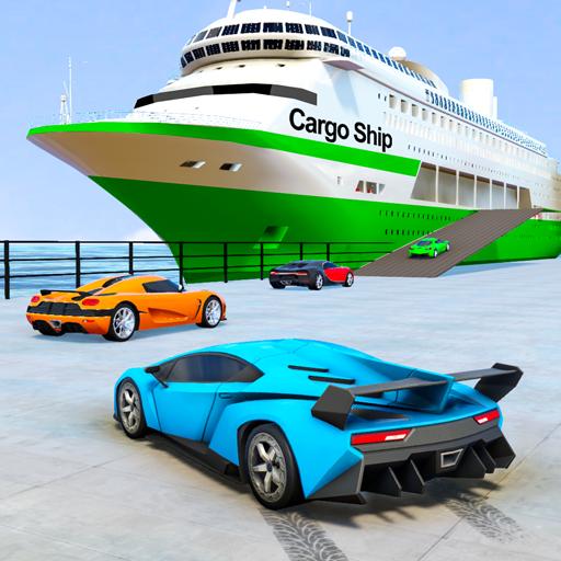 Cruise Ship Simulator : Car Transport Truck Games