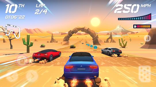 Horizon Chase – Thrilling Arcade Racing Game Apk Download 2
