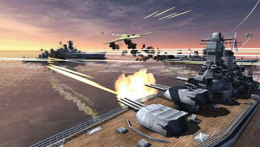 World Warships Combat screenshots 3