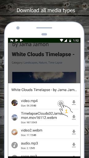 Video Downloader android2mod screenshots 2