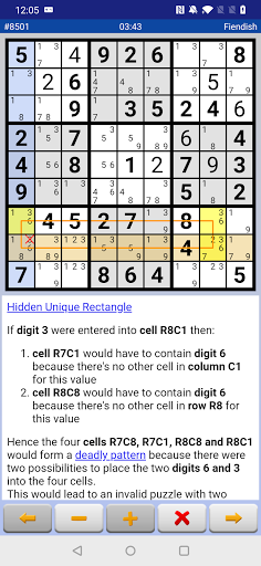 Sudoku 10'000 Pro  screenshots 6