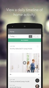 Canary – Smart Home Security Apk Download 3